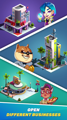 Idle Cash City screenshot 5
