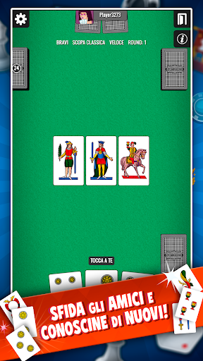 Scopa Più screenshot 1