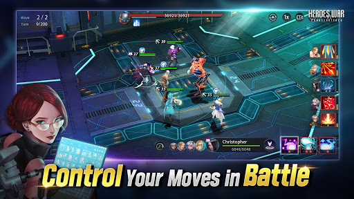 Heroes War screenshot 4