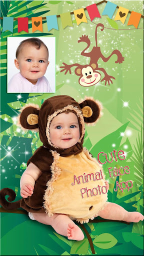 Cute Baby Photo Montage App 👶 Costume for Kids screenshot 3