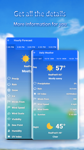 Weather Forecast & Accurate Local Weather & Alerts screenshot 3