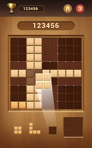 Wood Block Sudoku Game -Classic Free Brain Puzzle screenshot 18