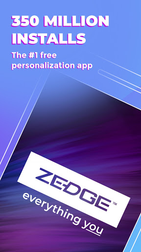 ZEDGE™ Wallpapers & Ringtones screenshot 1