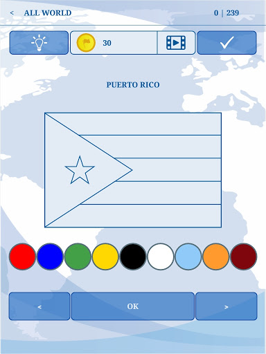 The Flags of the World screenshot 11