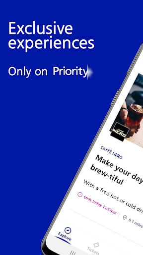 Discount Tickets, Spa Vouchers & more: O2 Priority screenshot 1