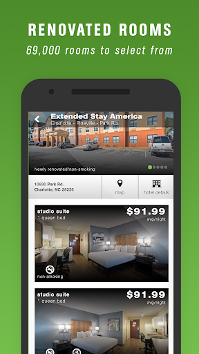 Extended Stay America screenshot 4