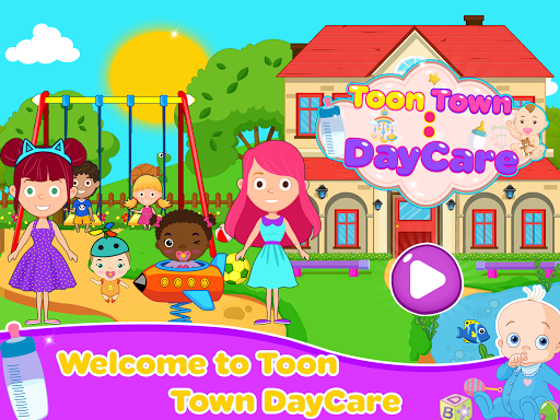 Toon Town: Daycare screenshot 11