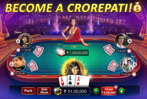 Teen Patti Gold screenshot 1