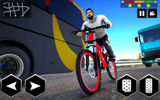 Mountain Bike Simulator 3D screenshot 5