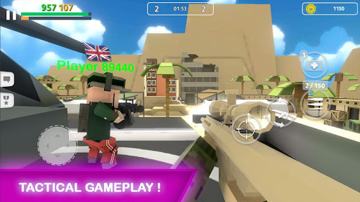 Block Gun screenshot 2