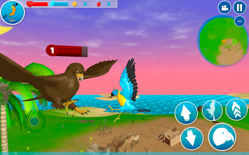 Parrot Simulator screenshot 2