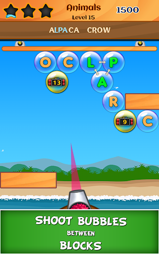Bubble Words screenshot 7