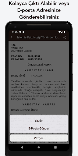 İçtihat Bülteni screenshot 6