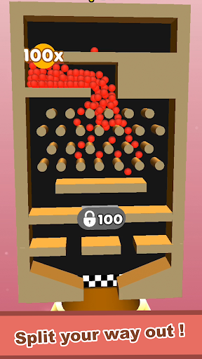Split Balls 3D screenshot 2