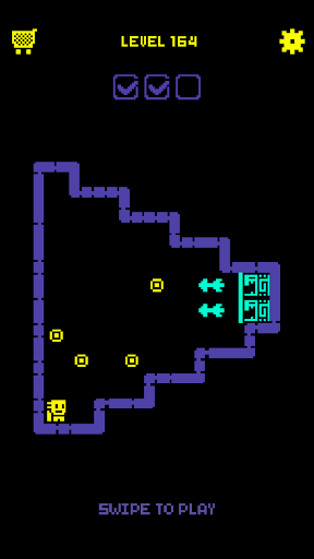 Tomb of the Mask: Color screenshot 3