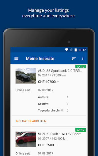 AutoScout24 Switzerland - Find your new car screenshot 19