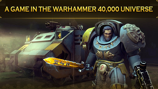 Warhammer 40,000 screenshot 10