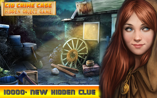 CID Crime Case Investigation : Hidden Object Game screenshot 5