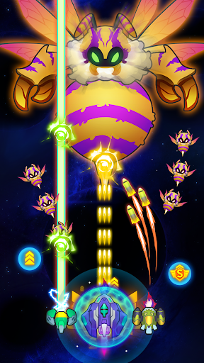 Insect Invaders screenshot 1