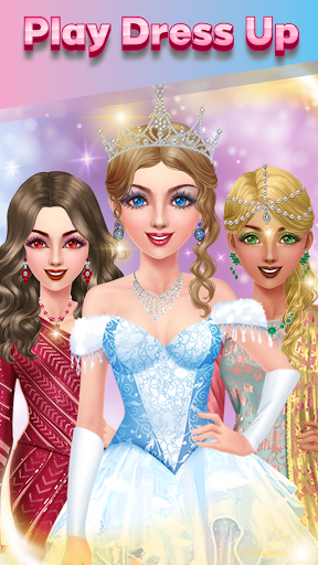 Fashion Show: Dress Up Competition Game with level screenshot 1