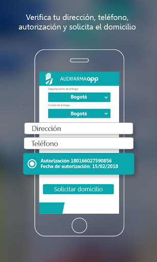 Audifarma screenshot 6