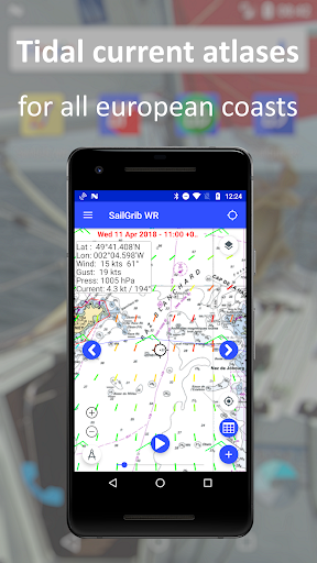 SailGrib Weather Routing Free screenshot 6