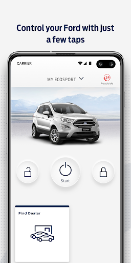 FordPass-Stay Connected screenshot 1