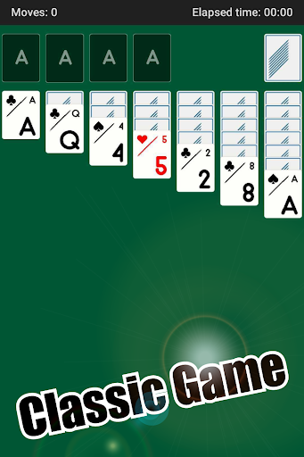 (SG Only)Solitaire screenshot 1