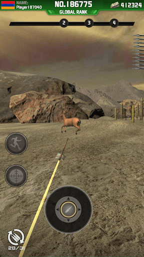 Archery Shooting Battle 3D Match Arrow ground shot screenshot 2