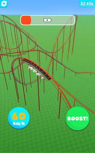 Hyper Roller Coaster screenshot 10