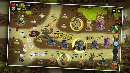 Tower Defense Reloaded screenshot 4