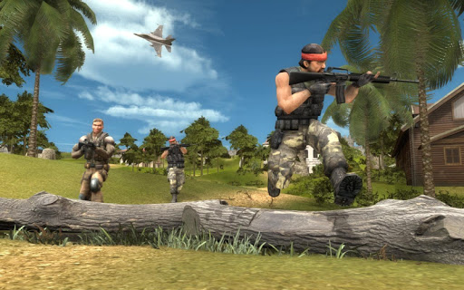 Pacific Jungle Assault Arena screenshot 11