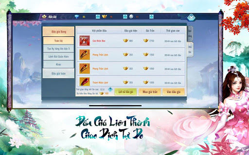 Ngạo Kiếm 3D screenshot 9