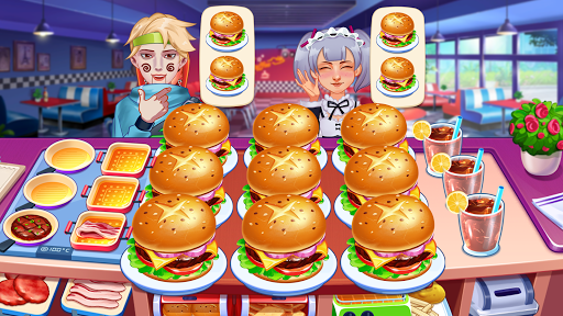 Cooking Master Life :Fever Chef Restaurant Cooking screenshot 1