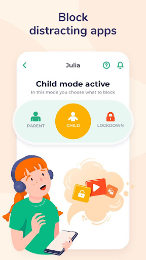 Parental Control & Screen Time by Kidslox screenshot 3