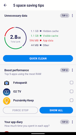 AVG Cleaner screenshot 4
