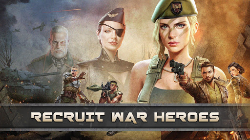 Z Day: Hearts of Heroes | MMO Strategy War screenshot 3