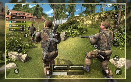 Pacific Jungle Assault Arena screenshot 2