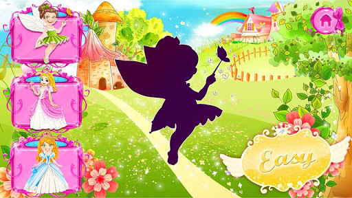 Princess Puzzle - Puzzle for Toddler, Girls Puzzle screenshot 1