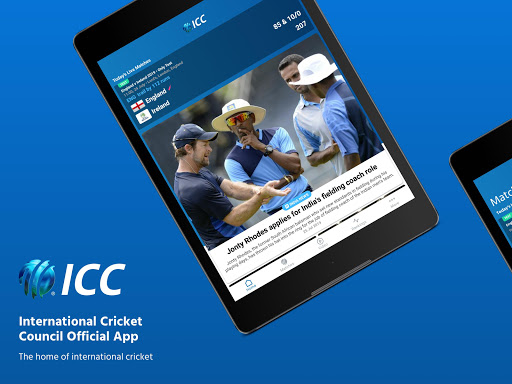 ICC - Live International Cricket Scores & News screenshot 9
