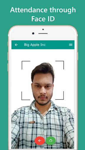 Employee Time & Attendance tracking App. Try Free. screenshot 2