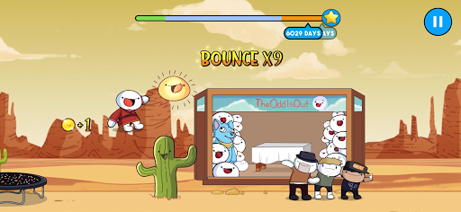 TheOdd1sOut: Let's Bounce screenshot 7