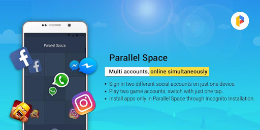 Parallel Space screenshot 5