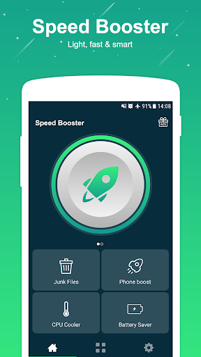 Speed Booster & Super Cleaner screenshot 1