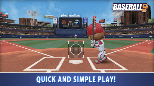 BASEBALL 9 screenshot 1