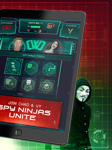 Spy Ninja Network screenshot 10