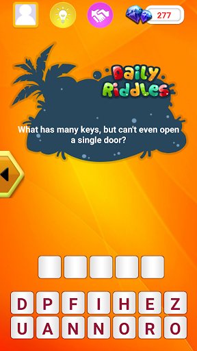 Daily Riddles-Quizz Puzzle screenshot 2