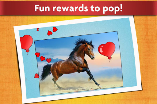 Horse Jigsaw Puzzles Game - For Kids & Adults 🐴 screenshot 9