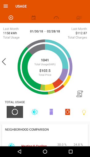 Direct Energy Account Manager screenshot 2