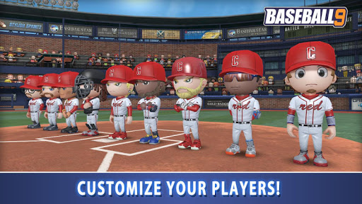 BASEBALL 9 screenshot 4